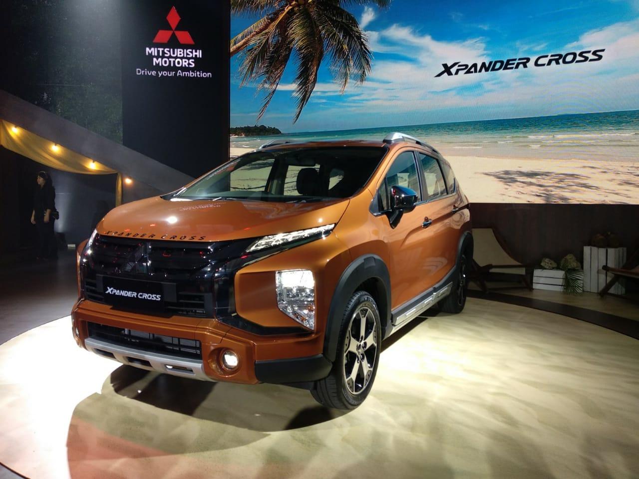 Kelebihan Xpander Cross Keluaran SUV Terbaru Mitsubishi Solo