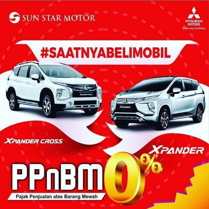 Promo PPnBM 0% Beli Mobil Mitsubishi Di Dealer Mitsubishi Solo